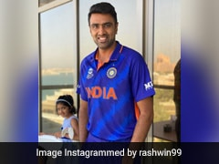 Ravichandran Ashwin Reveals What His Daughter Told Him After He Wore India's T20 World Cup Jersey
