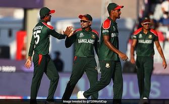 T20 World Cup: Bangladesh, Scotland Sail Into Super 12 Stage