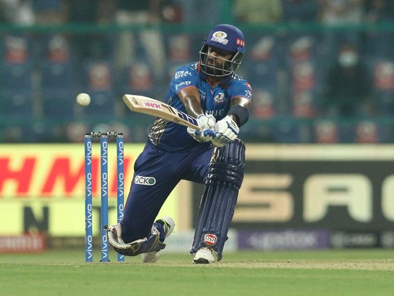 IPL 2021: Mumbai Indians Post Highest Total Of The Season With 235/9 vs SunRisers Hyderabad