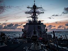 US, Canadian Warships Sailed Through Taiwan Strait Last Week Amid Tension