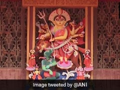 """<i>""""Mahasasti""""</i>, First Day Of Durga Puja Celebrated In Bengal Amid Pandemic"""