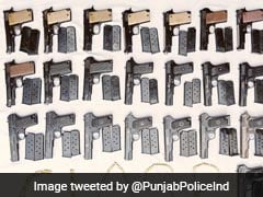 Several Weapons, 1 Kg Drugs Recovered Near Indo-Pak Border In Punjab