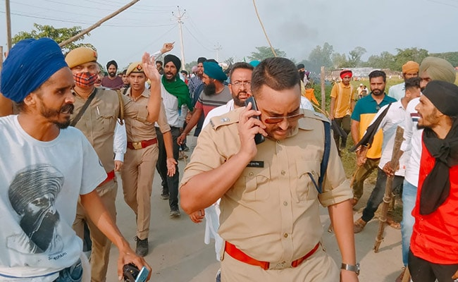 Police Case Against Union Minister's Son, 14 Others In UP Violence