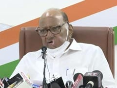 """""""Why Raid Same House 5 Times?"""" Sharad Pawar Alleges Misuse Of Agencies"""