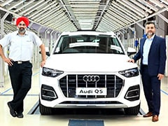 Audi India Begins Local Production Of The New Q5 Facelift