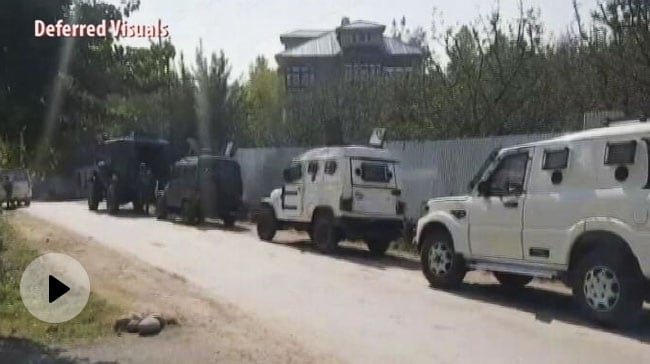 Video | Soldier Killed In Action, 2 Terrorists Shot Dead In J&K Encounter