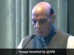 Indian Navy's Role Important In Indian Ocean Region: Rajnath Singh