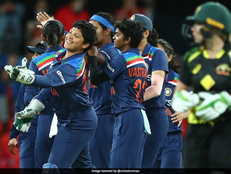 """Watch: Shikha Pandeys """"Ball Of The Century"""" Sends Twitter Into A Frenzy"""