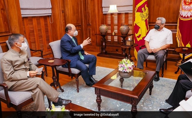 Sri Lanka Won't Be Used For Activity Against India: President Rajapaksa