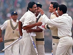 "Watch: On Anil Kumble's Birthday, BCCI Revisits ""Brilliant 10-Wicket Haul"" vs Pakistan"