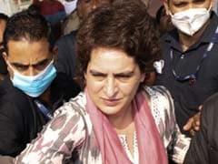 Priyanka Gandhi Allowed To Visit Home Of UP Man Who Died In Custody