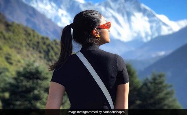 '11,000 Feet Above Sea Level,' This Is What Parineeti Chopra Did  In Nepal