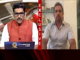 "Video : ""Condemn Police Behaviour"": Robert Vadra On Wife Priyanka Gandhi's Arrest"