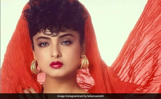 These pictures of the 1991 modeling of Evergreen actress Rekha had made everyone stop talking