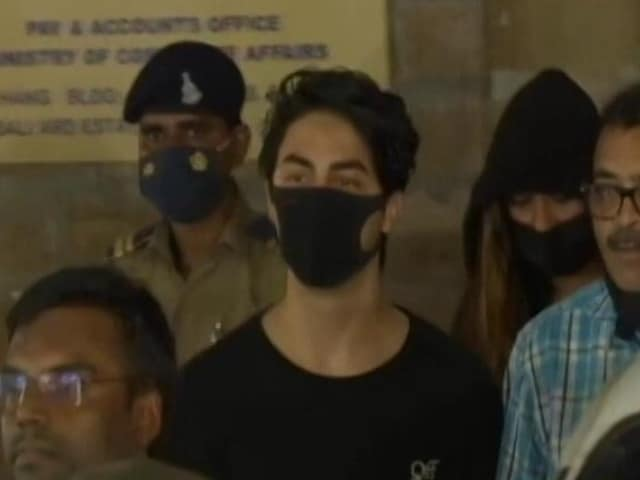 Video : No Bail For Aryan Khan, He Will Spend Weekend In Jail