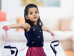Ethnic Wear For Kids: Pick These Delightful Lehengas For Young Girls To Wear For Diwali 2021