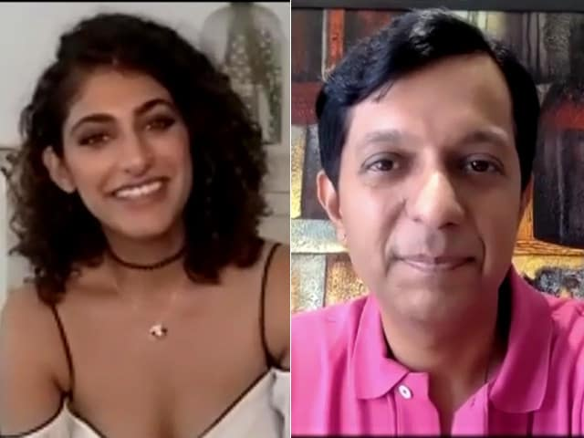Video : Kubbra Sait On Her Role In 'Foundation'