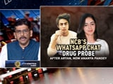Video : NCB'S WhatsApp Chat Drug Probe: After Aryan, Now Ananya Panday
