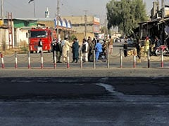 ISIS Claim Responsibility For Blast At Mosque In Afghanistan's Kandahar
