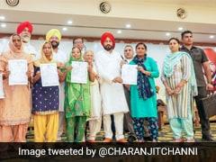 "Punjab Chief Minister Launches ""<i>Mera Ghar Mere Naam</i>"" Scheme"