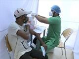 "Video : 1 Billion Vaccinations Milestone, Minister Says ""Congratulations, India"""