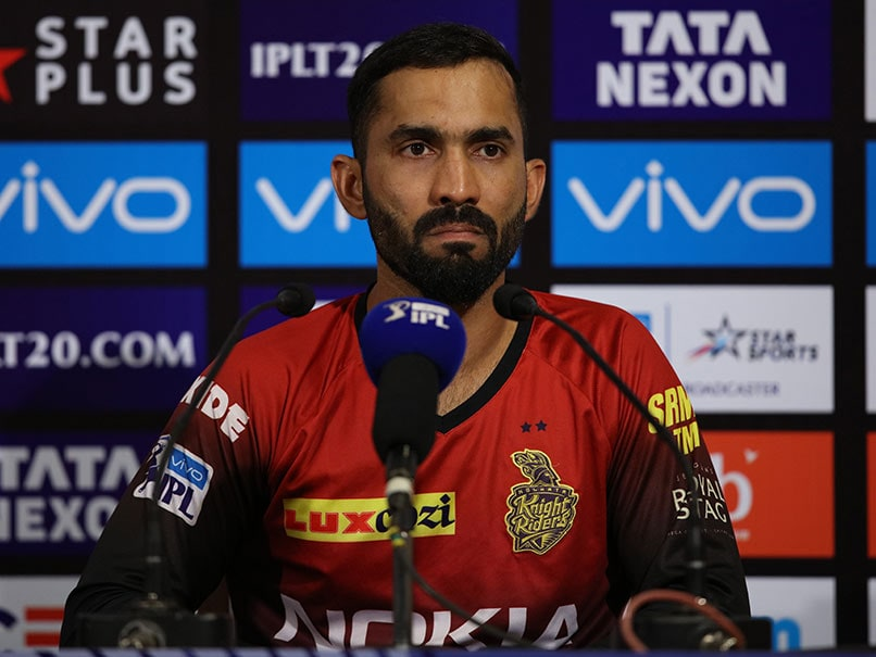 """IPL 2021: """"People Dont Realise Gravity Of What They Say On Social Media,"""" Says Dinesh Karthik"""
