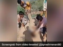"""Barbarism"": Jignesh Mevani Tweets Outrage On Rajasthan Dalit Murder"