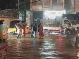 Video : Restaurant Flooded, Pick-Up Truck Swept Away: Hyderabad Horror In Videos