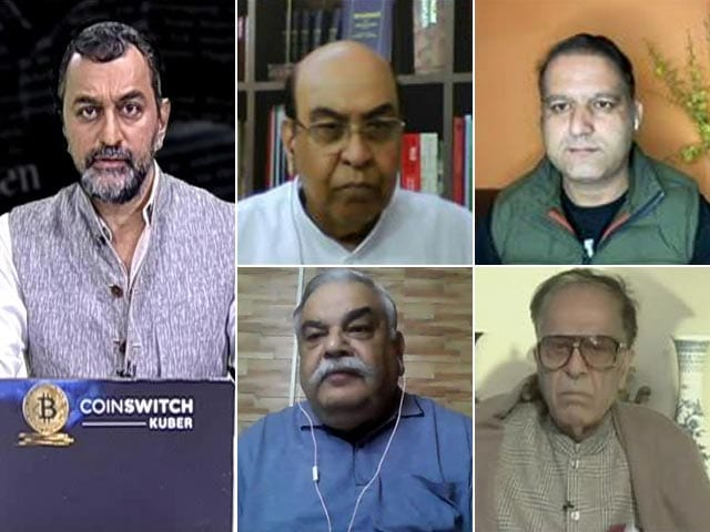 Video : Questions Over Centre Strategy Amid Civilian Killings In J&K
