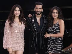 Sara Ali Khan And Janhvi Kapoor Are Ranveer Singh's New Guests On <i>The Big Picture</i>