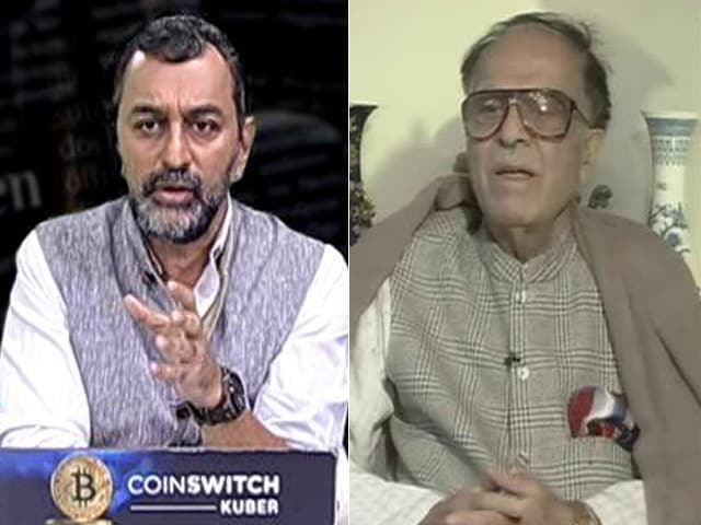 """Video : """"Caught In Web Of Untruth"""": Congress Leader On BJP's Claims In J&K"""