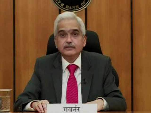 Video : RBI Keeps Key Lending Rate Unchanged At 4% For 8th Time