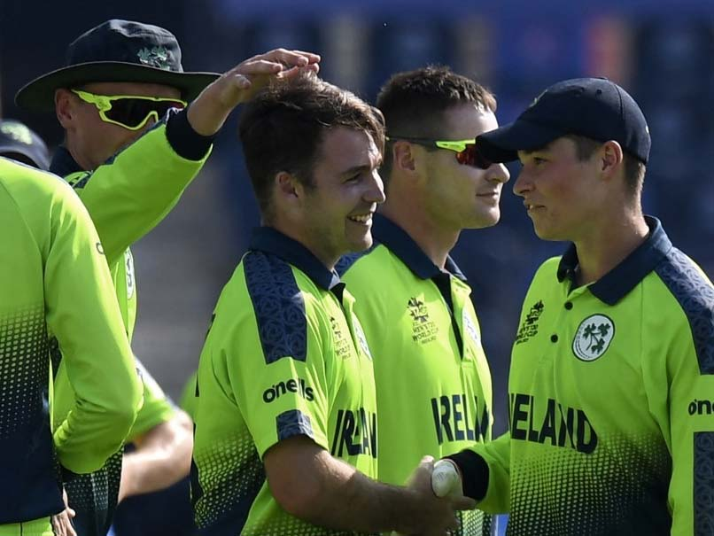 T20 World Cup 2021: Curtis Campher Takes 4 In 4 As Ireland Beat Netherlands By 7 Wickets