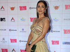 Malaika Arora Is The Glam Queen Of Red Carpets In A Gorgeous Sequinned Gown