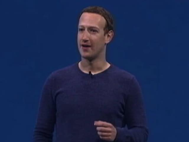 """Video : """"Sorry For Disruption"""": Mark Zuckerberg After Largest Facebook Outage"""