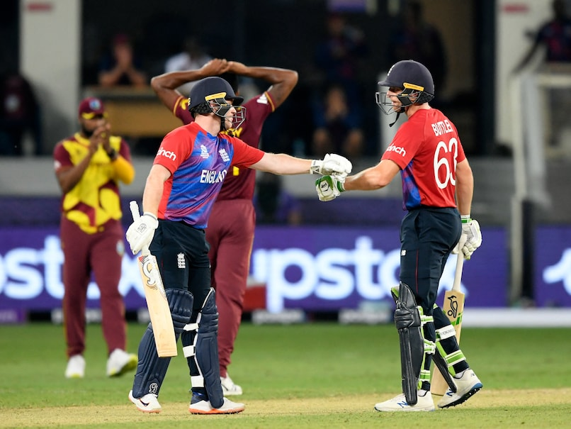 T20 World Cup: Bowlers Shine As England Thrash West Indies By 6 Wickets