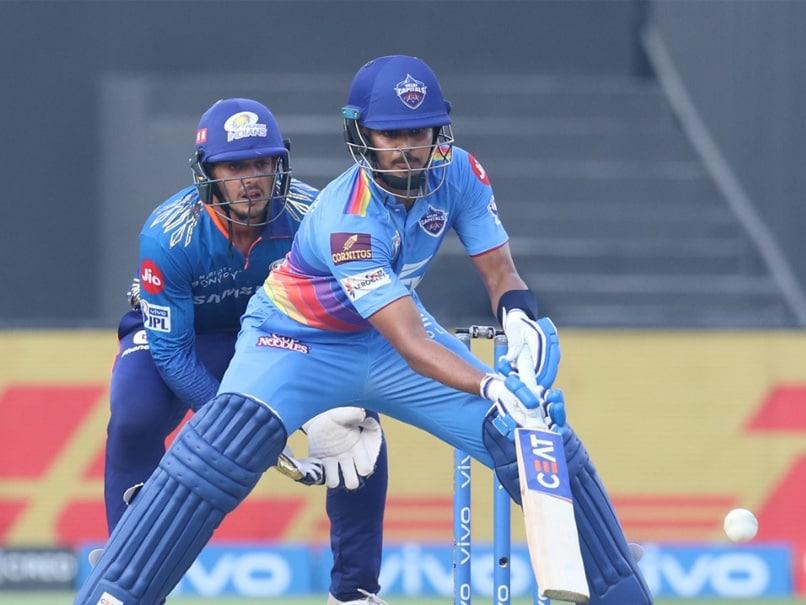 IPL 2021, MI vs DC Highlights: Shreyas Iyer Guides Delhi Capitals To 4-Wicket  Win Over Mumbai Indians In Low-Scoring Clash   Cricket News