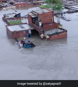 5 Dead As Rain Batters Uttarakhand, Pics, Videos Show Flooding, Damage