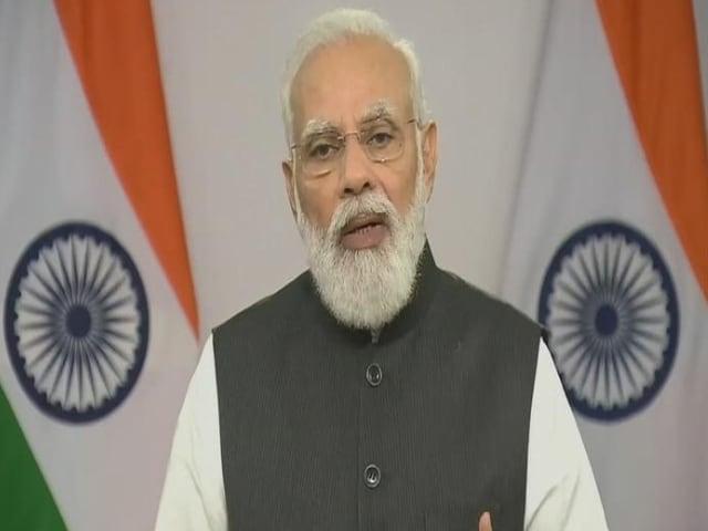 Video : PM Addresses Nation On 1 Billion Vaccination Milestone
