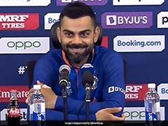 "Watch: Virat Kohli Found This Question On Rohit Sharma ""Unbelievable"""