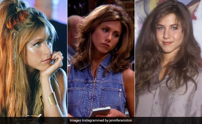 Jennifer Aniston's Hair Evolution Over The Years. Please Don't Make Us Choose