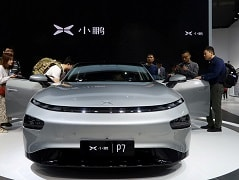China's EV Sales Expected To Exceed 35% In 2025, Says Xpeng CEO