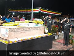 Kerala Soldier, Killed In Action In J&K, Cremated With Full Honours