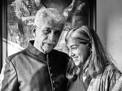 Only Sanyaas Left: Ratna Hilariously Sums Up Love Story With Naseeruddin