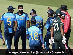 Watch: Sri Lanka's Lahiru Kumara Involved In Heated Exchange With Bangladesh's Liton Das