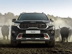 Kia Sonet First Anniversary Edition Launched, Prices Start At Rs. 10.79 Lakh