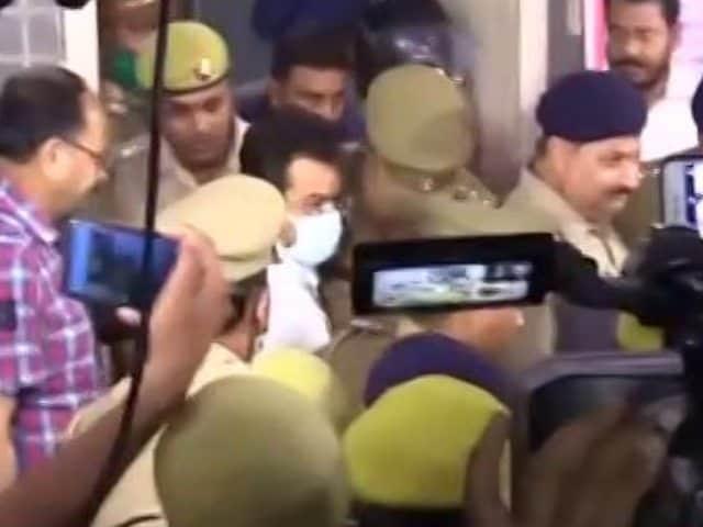 Video : Minister's Son Arrested In Lakhimpur Kheri Case, Could Not Back Up Alibi, Say Sources