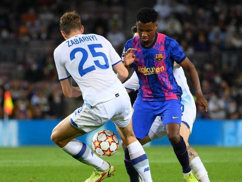 Ansu Fati Agrees Six-Year Barcelona Contract
