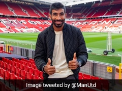 Jasprit Bumrah Enjoys Day Out At Manchester United's Theatre Of Dreams. See Pics