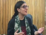 """Video : """"My Father Was A Warrior"""": Daughter Of Chemist Killed In J&K Terror Attack"""